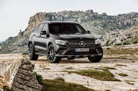 mercedes suv amg price mercedes amg glc 43 gives midsize suv a v6 biturbo boost slashgear