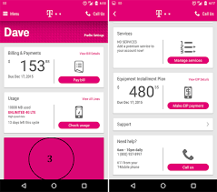 Be Like Bill Android Apps - new t mobile android app leaks with fresh design in tow tmonews