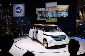 volkswagen bus 2016 interior volkswagen u0027s latest concept wants to be your budd e cleantechnica