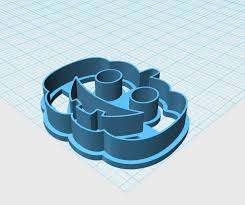 halloween cookie cutters 3d printed halloween cookie cutter by omochi pooh pinshape