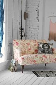 sofa flower print cool floral print fabric sofas designs and colors modern cool