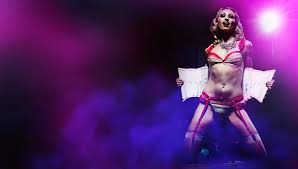 burlesque london wam bam club comedy magic music and burlesque