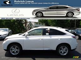 lexus rx 450h color options 2012 starfire white pearl lexus rx 450h awd hybrid 65970600