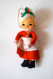 159 best mrs claus ornaments images on