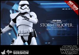 star wars first order stormtrooper squad leader sixth scale