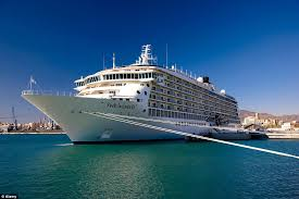 the world allows passengers to live on a cruise ship year round