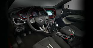 2014 Dodge Challenger Sxt Interior 2014 Dodge Dart Cars Magazine