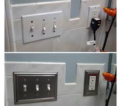 restoration hardware light switch plates little changes that make a huge difference in your home california