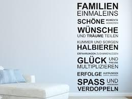 familie ist das wichtigste sprüche familiensprüche als wandtattoo spruch wandtattoos für die familie