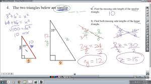 geometry unit 6 practice test mrferkinmathclass youtube