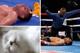 Canelo Meme - amir khan knockout memes boxer becomes internet joke after saul