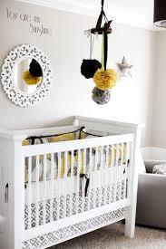 Yellow And Grey Nursery Decor 25 Gorgeous Nursery Spaces Burger