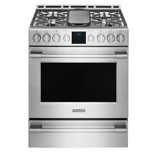 black and white appliance reno frigidaire professional 30 gas front control freestanding range