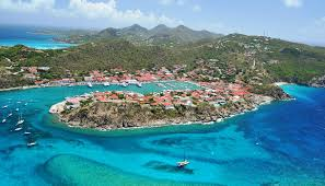 Saint Barts Map by Comite Territorial De Tourisme De Saint Barthelemy St Barth L