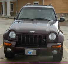 jeep liberty roof lights 2004 jeep liberty limited suv item d9643 sold august 24