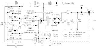 ups circuit explanation pdf dwnle circuit diagram images