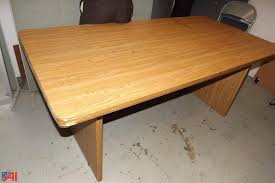 Collapsible Conference Table Auctions International Auction Town Of Hempstead 12836 Item