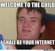 Welcome Meme - welcome to the internet by misho tbilisi meme center