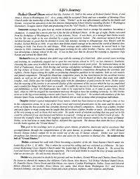 Paper For Funeral Programs Funeral Program For Richard Daniel Dixon January 12 2008 The