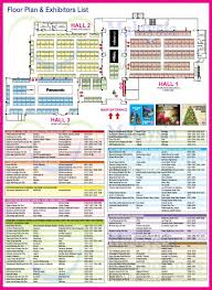 27 nov floor plan exhibitors list perfect lifestyle home