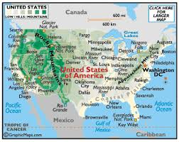 map us map usa map map of united states of america physical us map united