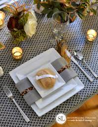 Thanksgiving Table Settings by Thanksgiving Table Setting Setting A Fall Tablescape With Better