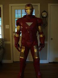 Iron Man Halloween Costume Iron Man Costume Suggestions