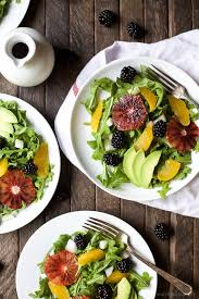 light and easy dinner ideas summer citrus avocado salad easy healthy recipes using real