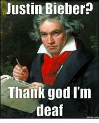 Thank God Meme - justin bieber thank god i m deaf memescom bieber meme on me me