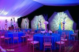 indian wedding decorators in nj indian wedding decorator wedding decor peacock inspired wedding