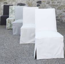 Dining Room Chair Slip Cover Admirable White Dining Chair Slip Covers For Small Home Decoration