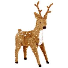 Christmas Decorations Reindeer Lights by Reindeer Christmas Decorations Christmas Lights Decoration
