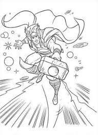 thor coloring pages coloring pages thor coloring