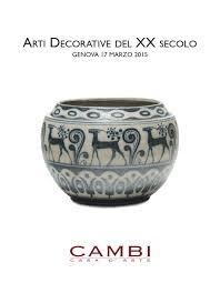 Asta Del Mobile Genova Campi by Asta 0262 By Cambi Casa D U0027aste Issuu