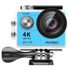 Wisconsin best camera for travel images Akaso 4k wi fi sports action camera ultra hd jpg