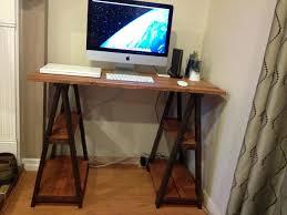 Ikea Sawhorse Desk Desk 122 Desk Inspirations Cozy Sawhorse Desk Sawhorse Desk