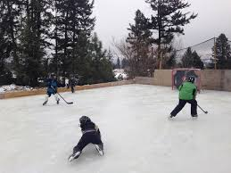 brmb blog building your own backyard ice rink