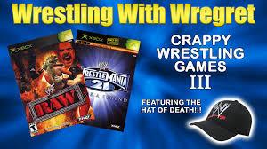 wwf raw u0026 wwe wrestlemania 21 wrestling with wregret youtube