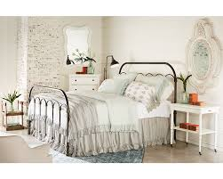 Iron Bed Frame Queen by Colonnade Metal Queen Bed Magnolia Home