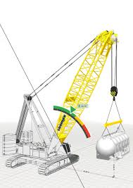 liebherr crane planner 2 0 provides lift planning to smaller