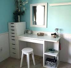 ikea vanity table with mirror and bench vanity desk with mirror ikea getrewind co