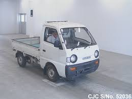 suzuki carry truck 1995 suzuki carry truck for sale stock no 52036 japanese used