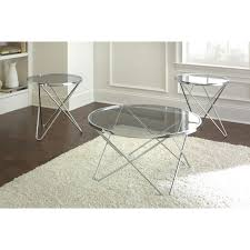 Silver Sofa Table Steve Silver Troy Oval Cherry Wood Coffee Table Walmart Com