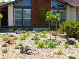 Front Yard Landscaping Ideas Pinterest Low Maintenance Front Yard Landscaping Completed Project
