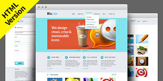 Free Template Html by Bislite Free Html Website Templates Graphicsfuel