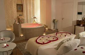 week end avec dans la chambre deco chambre romantique inspirations avec un week end romantique