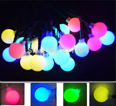 color changing solar string lights christmas cing purple color changing solar powered led hanging
