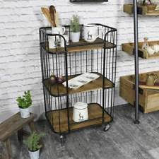 Metal Sideboard Buffet by Brown Metal Sideboards Buffets U0026 Trolleys Ebay