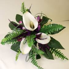 Silk Calla Lilies Simple Silk Calla Lily Wedding Flowers Wedding Guidelines