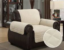Quilted Sofa Covers Quilted Furniture Cover Ebay